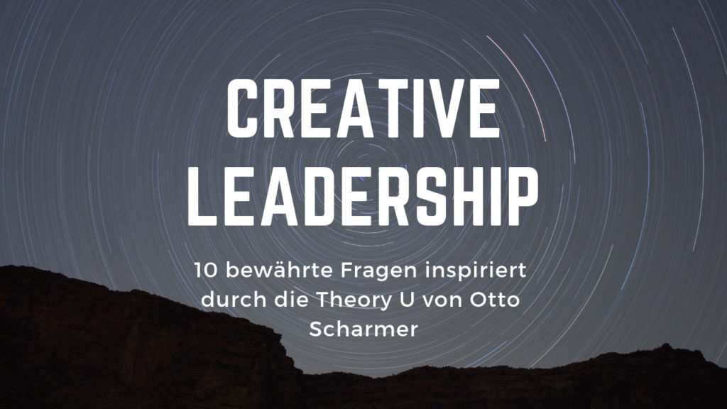 creative leadership fragen