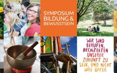 Symposium Bildung & Bewusstsein 30.5. – 2.6. 2019